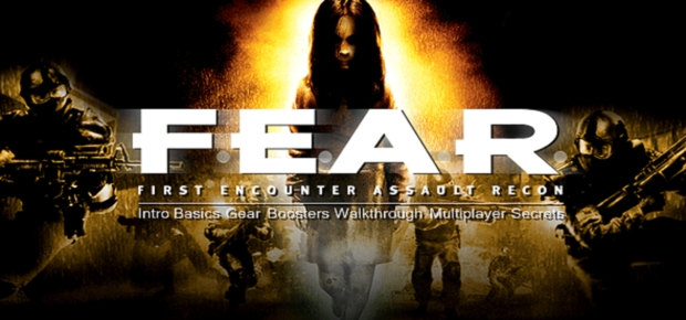 F.E.A.R. simulates combat from a first-person perspective. The Point Man's body is fully present, allowing the player to see the Point Man's torso and feet while looking down. Within scripted sequences, when rising from a lying position or fast-roping from a helicopter for example, or climbing ladders, the hands and legs of the Point Man can be seen performing the relevant actions.